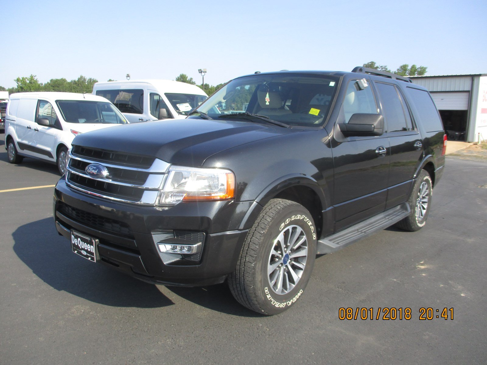 Pre owned 2015 ford expedition