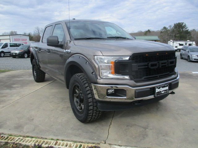 PRE-OWNED 2018 FORD F-150 4WD