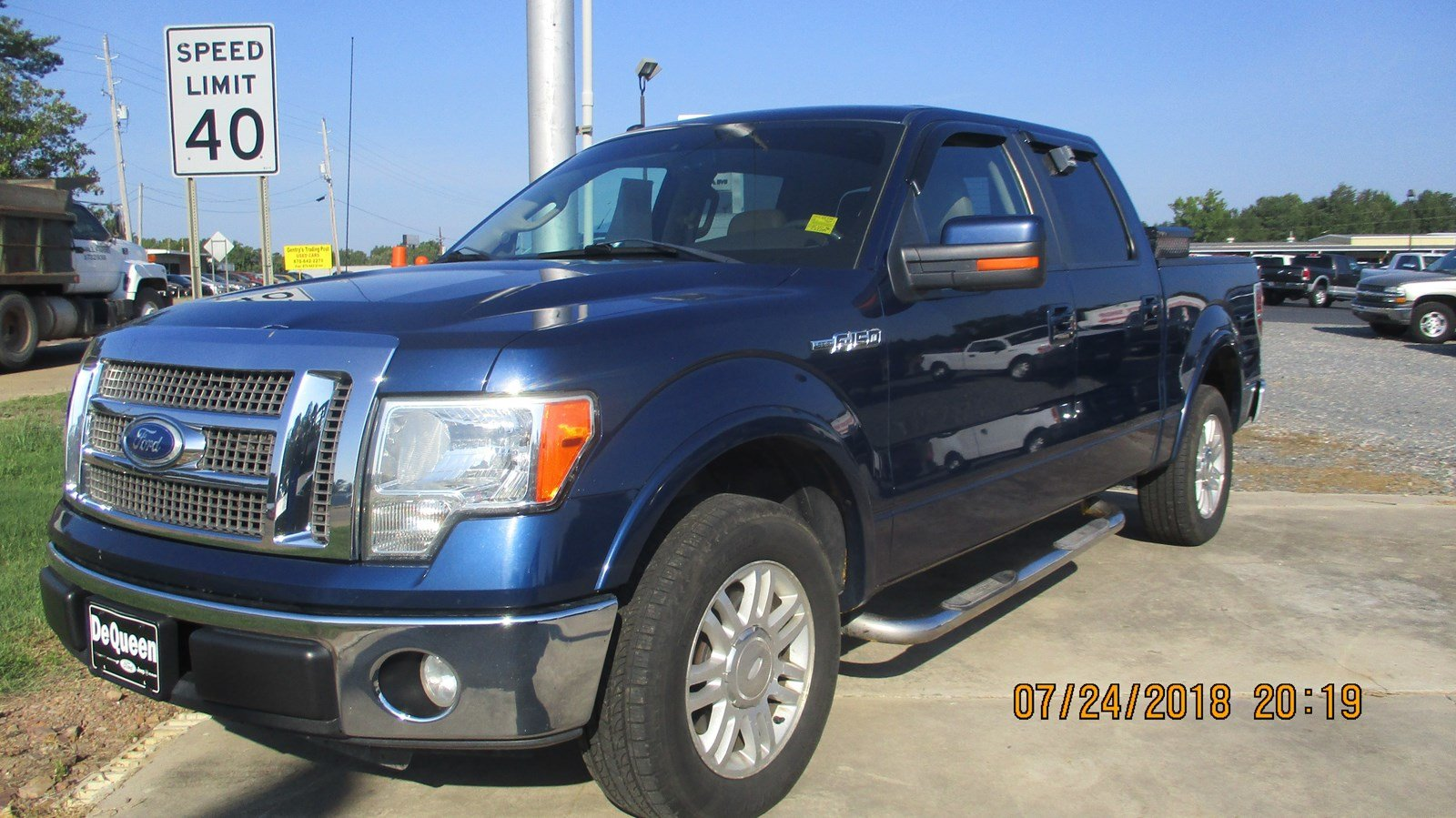 Pre owned 2010 ford f 150