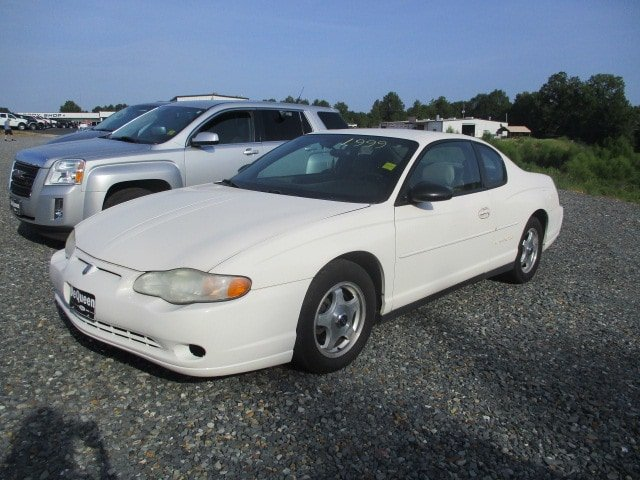 High Quality Pre Owned 2005 Chevrolet Monte Carlo LS
