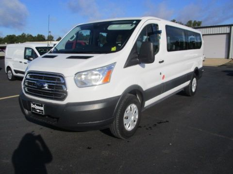 Pre-Owned 2015 Ford Transit Wagon