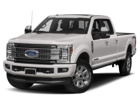 Pre-Owned 2019 Ford Super Duty F-250 SRW 4WD