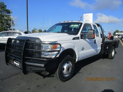 Pre-Owned 2015 Ford Super Duty F-350 DRW