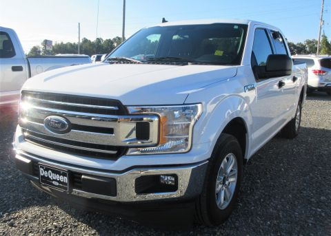 Pre-Owned 2019 Ford F-150 RWD Crew Cab Pickup