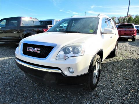Pre-Owned 2012 GMC Acadia SLT1 With Navigation