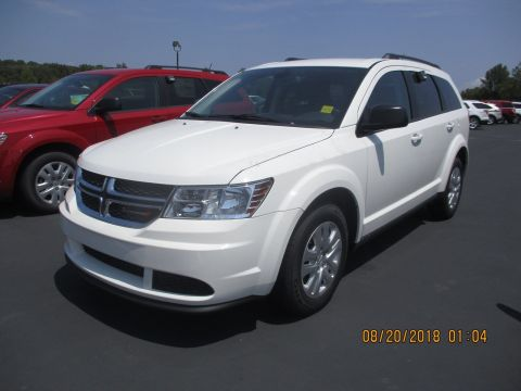 New Dodge Journey In De Queen Dequeen Chrysler Jeep Dodge