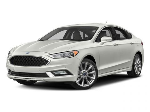 Pre-Owned 2018 Ford Fusion