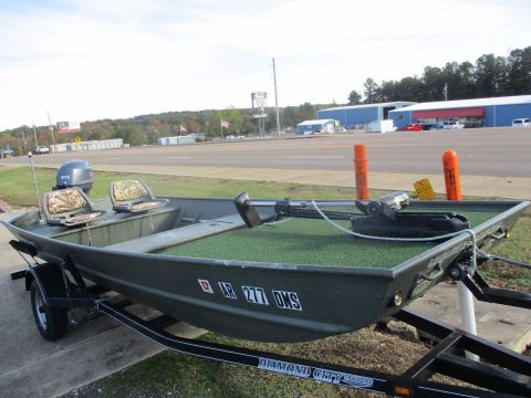 Pre-Owned 2013 DCTR BOAT TRAILER
